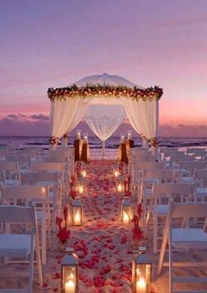 beach wedding venue melbourne